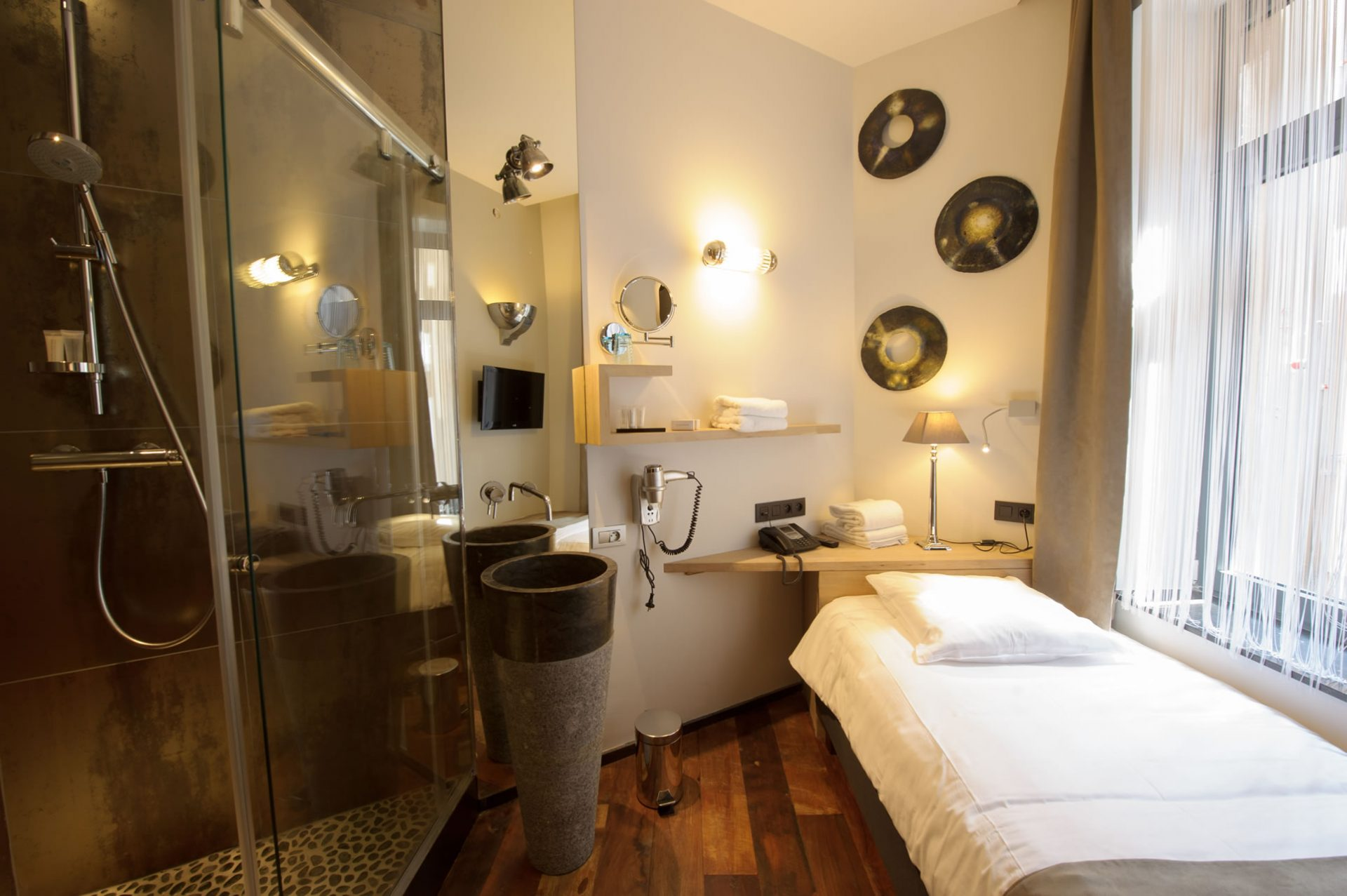 Cosy Single Room Boutique Hotel Brussels