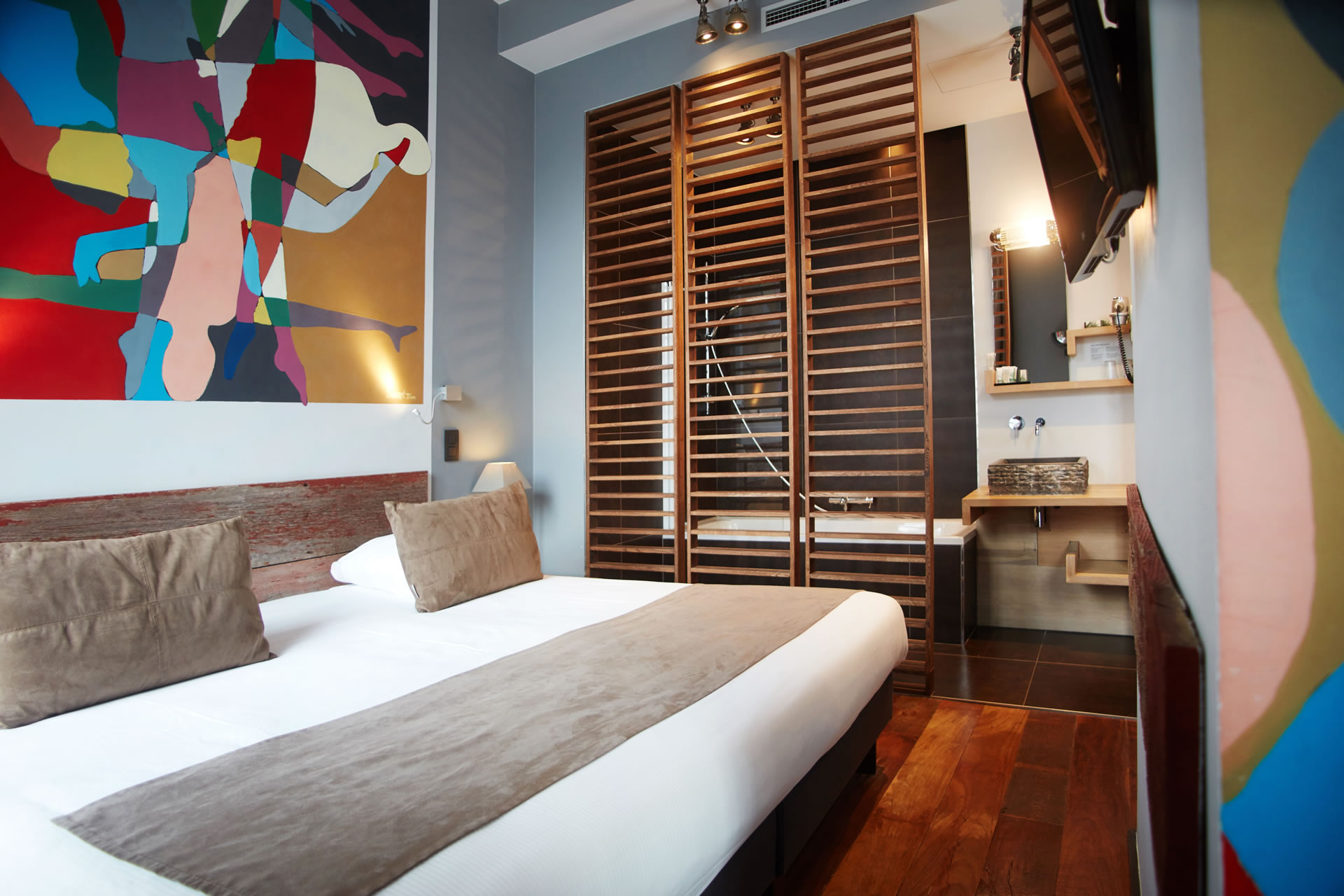 Junior suite Boutique Hotel Brussels